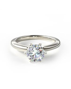 James Allen Classic Princess, Cushion, Heart, Marquise, Pear, Radiant, Round, Oval Cut Engagement Ring
