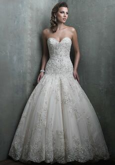 Allure Couture C301 Mermaid Wedding Dress
