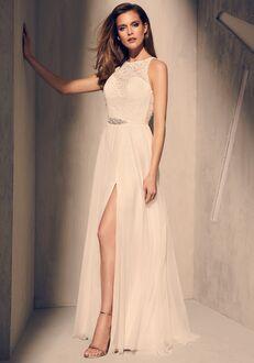 Mikaella 2202 Sheath Wedding Dress