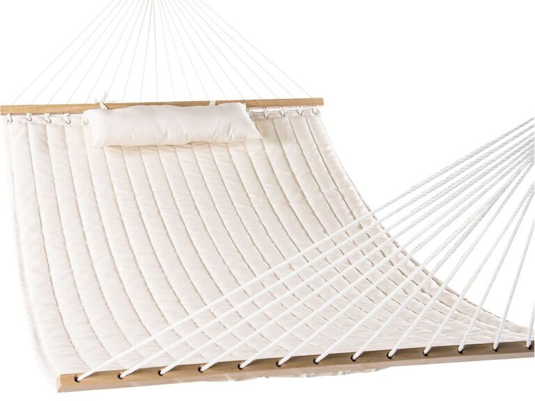 Two person hammock 10 year anniversary gift for him