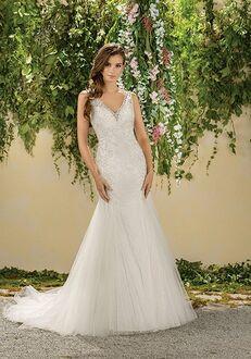 Jasmine Collection F181016 Mermaid Wedding Dress