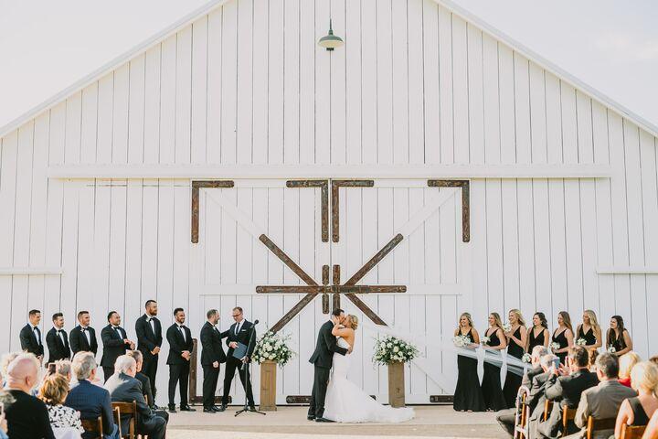 The White Barn - Top San Luis Obispo, CA Wedding Venue
