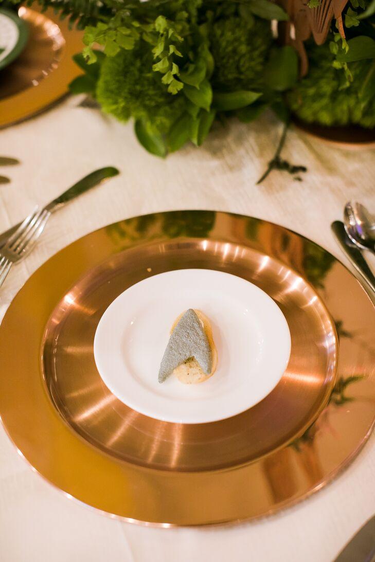 Star Trek–Themed Appetizers