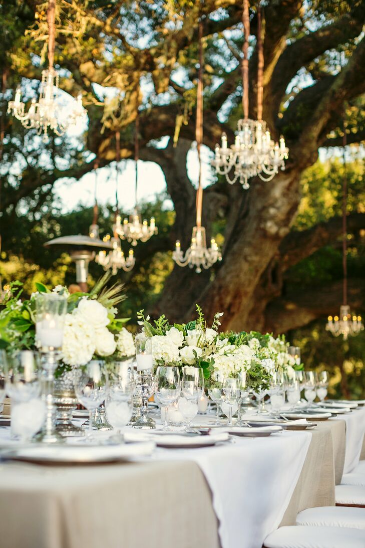 An Elegant Outdoor Wedding in Santa Ynez, CA