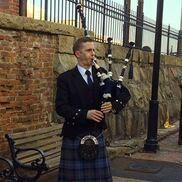 Columbia, SC Bagpipes | Mark A. Nussbaum