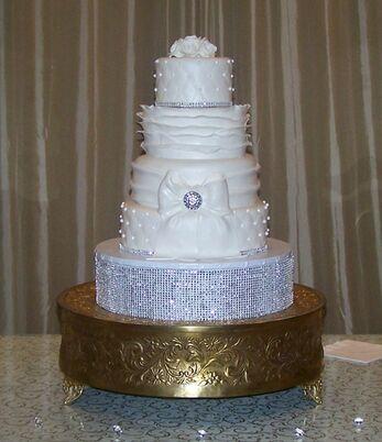 Wedding Cake Bakeries In Thibodaux La The Knot