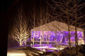 Winter Reception Tent