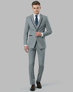 Menguin The Manhattan Gray Tuxedo