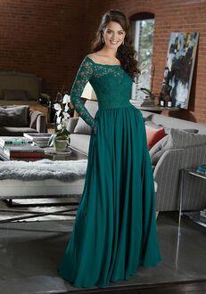 Morilee by Madeline Gardner Bridesmaids 21582 Bateau Bridesmaid Dress