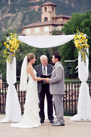 The Broadmoor Outdoor Ceremony