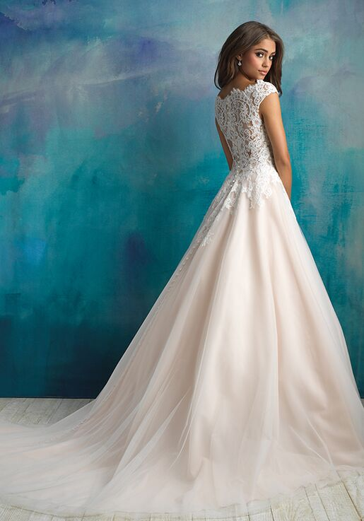 1b21e4756d58 Allure Bridals 9520 Wedding Dress   The Knot