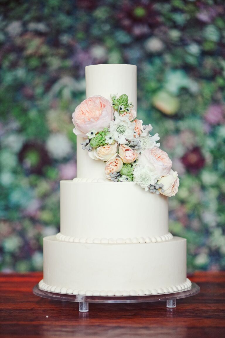 How To Decorate Your Cake With Fresh Flowers