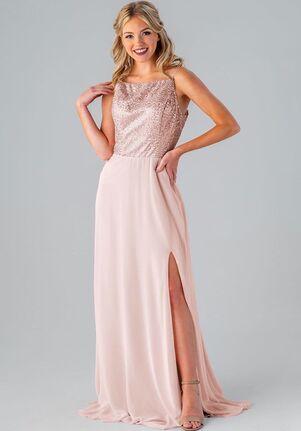 Kennedy Blue Arie Halter Bridesmaid Dress