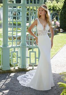 Morilee by Madeline Gardner Pippa Sheath Wedding Dress