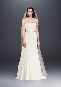 David's Bridal David's Bridal Style V3540 A-Line Wedding Dress