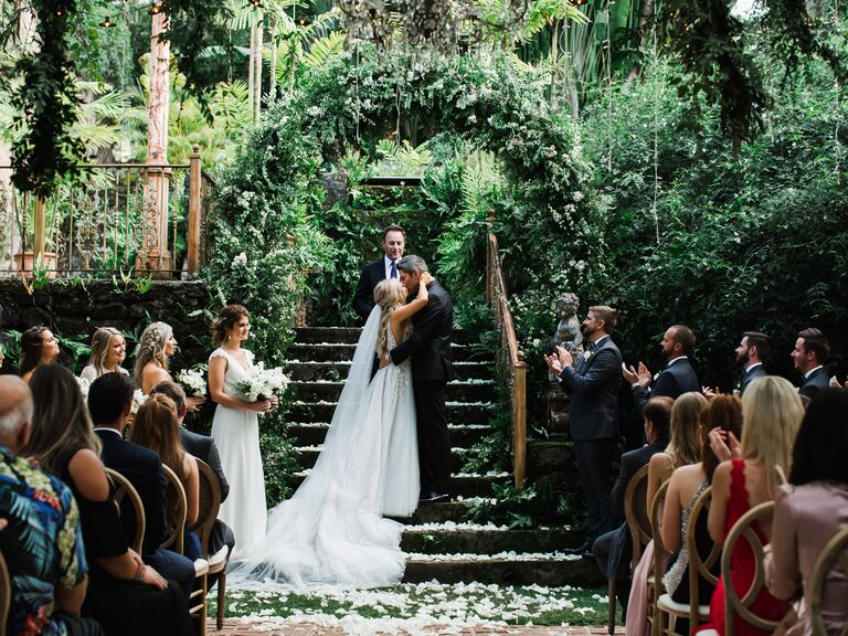 Haiku Mill Hawaii Destination Wedding