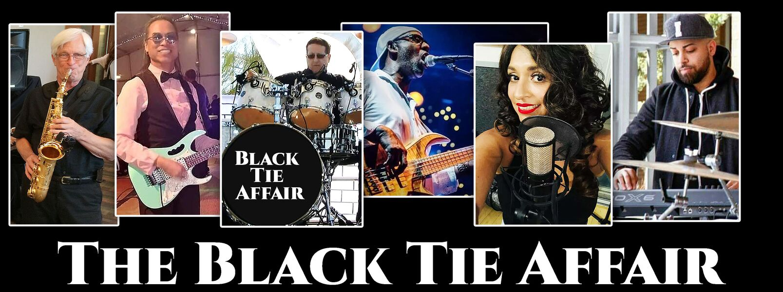 The Black Tie Affair Band - Cover Band - Scottsdale, AZ