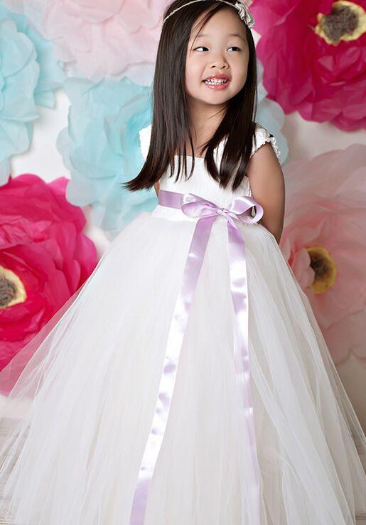 FATTIEPIE elsa Flower Girl Dress