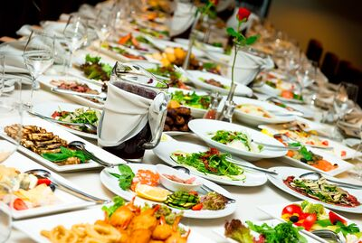 John Claude Wedding Catering
