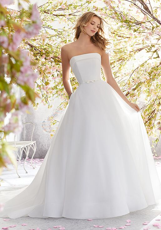 Morilee By Madeline Gardner Voyage 6897 Lucille Ball Gown Wedding Dress