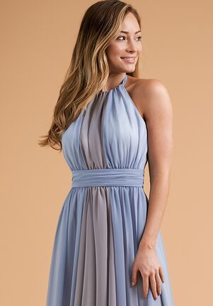 B2 Bridesmaids by Jasmine B223001 Halter Bridesmaid Dress