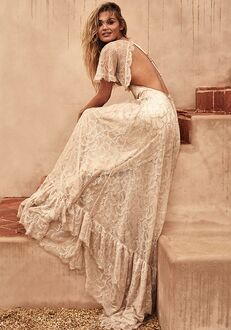 Grace Loves Lace Capri Ball Gown Wedding Dress