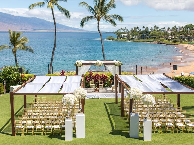 Four Seasons Resort Maui at Wailea Hawaii Destination Wedding