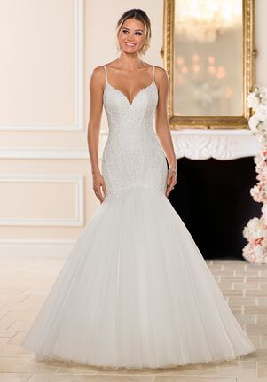 Stella York 6741 Mermaid Wedding Dress