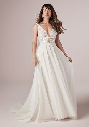 Rebecca Ingram MEADOW A-Line Wedding Dress