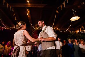 Inn at Mountain View Farm First Dance