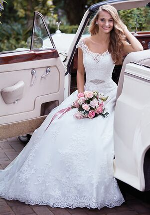 Rebecca Ingram Kaitlyn Ball Gown Wedding Dress