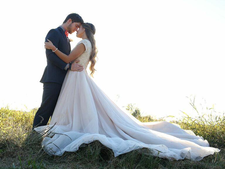 Jessa Duggar Wedding Dress