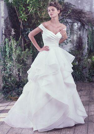 Maggie Sottero Zulani Ball Gown Wedding Dress