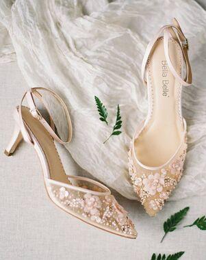 Bella Belle ROSA BLUSH Shoe