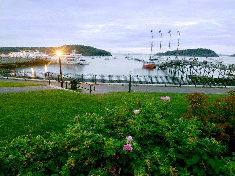 Bangor, Maine marina