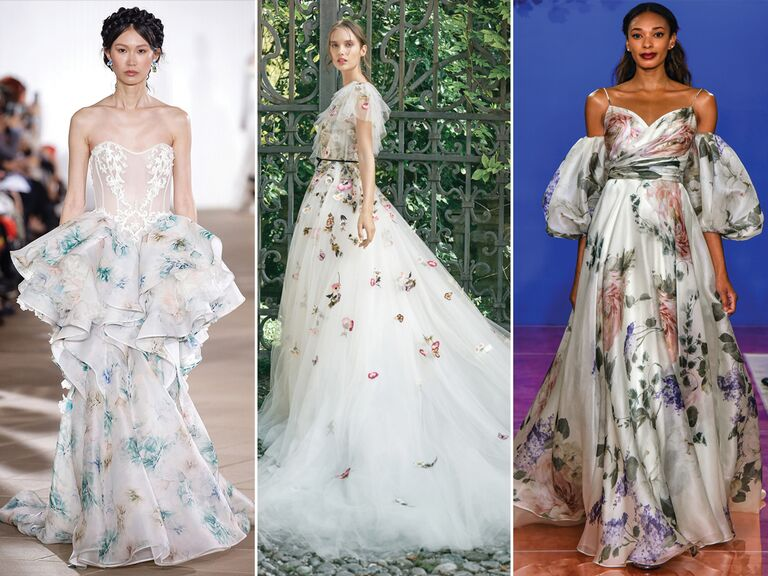 The Wedding Dress Trends 2020 2021 Brides Need To See