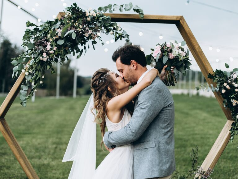 Make Sure Your First Wedding Kiss Isnt Awkward With These