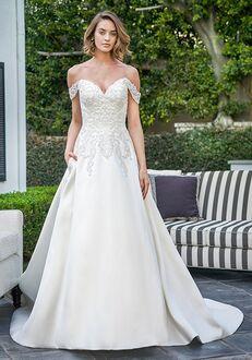 Jasmine Bridal F221069 A-Line Wedding Dress