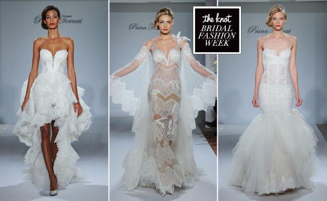 Pnina Tornai Wedding Dresses 2015