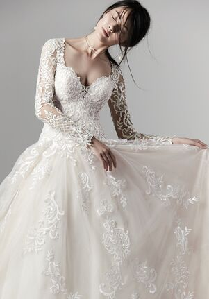 Sottero and Midgley RIVER Ball Gown Wedding Dress