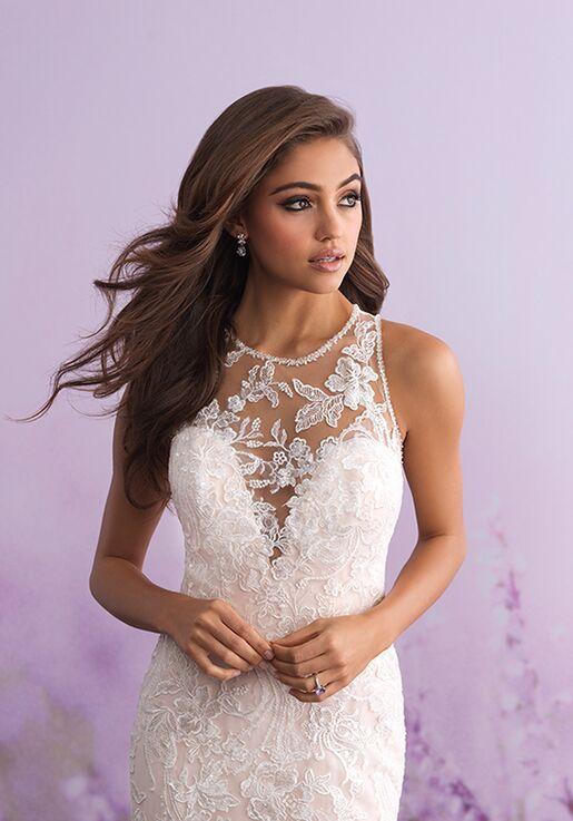 Allure Romance 3113 Mermaid Wedding Dress