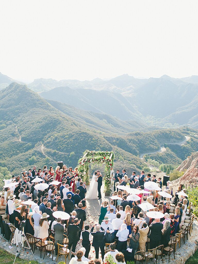 Mountain Wedding Venues.24 Breathtaking Ceremony Locations With Insane Mountain Views