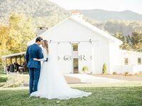 Wedding venue in Canton, North Carolina.