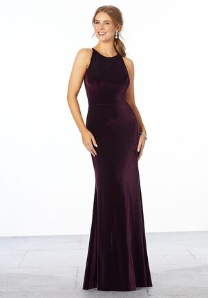 Morilee by Madeline Gardner Bridesmaids Style 21660 Halter Bridesmaid Dress