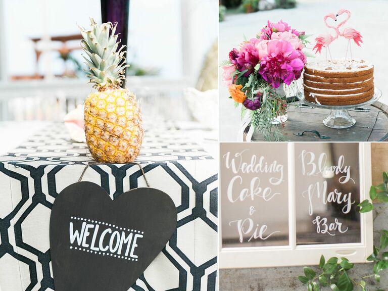 Hot Summer Wedding Trends