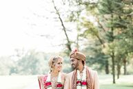For Arselie Miller (31 and a marketing manager) and Vikas Dudheker (32 and a sales manager) their wedding was an opportunity to honor the traditions o