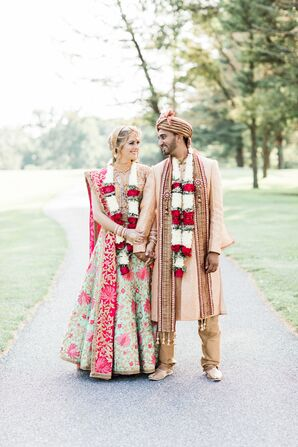 Elegant Indian Wedding in Newark, Delaware