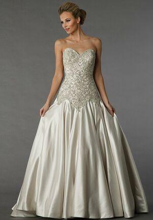 Danielle Caprese for Kleinfeld 113074 A-Line Wedding Dress