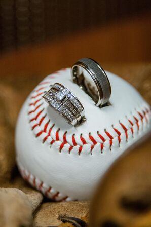 Baseball Ring Box