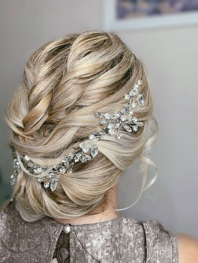 Elise Bridal Hair & Makeup